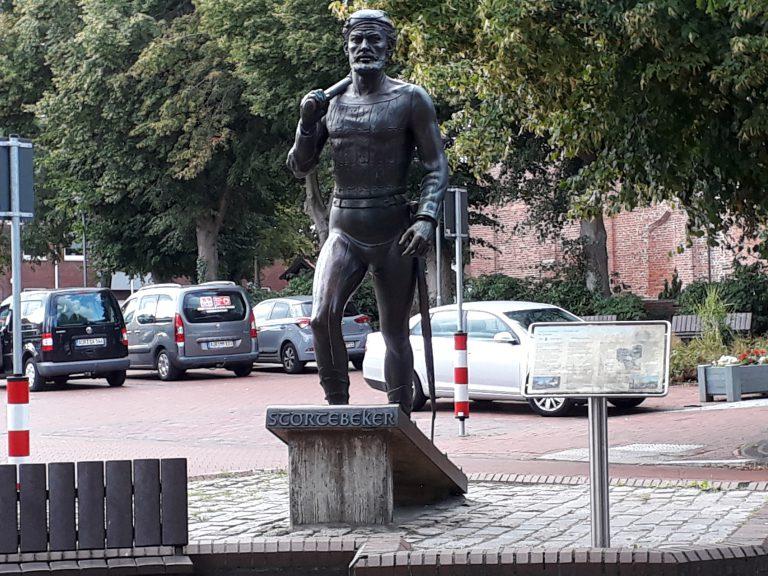 Statue Störtebecker